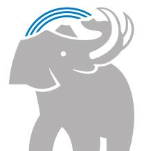 Losse leislag Mineral Natural black