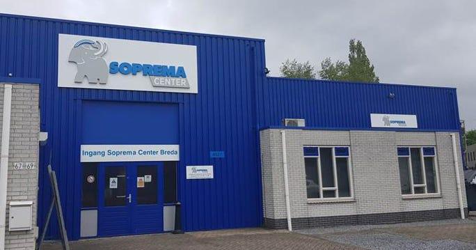 Soprema Center Breda