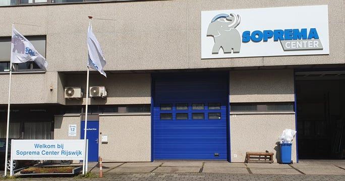 Soprema Center Rijswijk