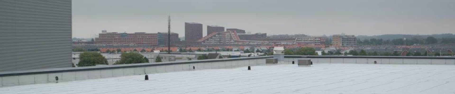 Hizkia Van Kralingen dakbedekking voor kunstopslag