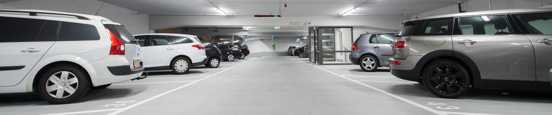 Alsan PMMA parkeergarage Heuvelpoort Tilburg