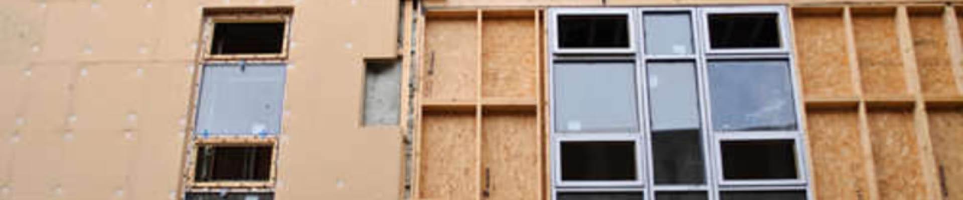 circulair bouwen en isoleren met houtafval