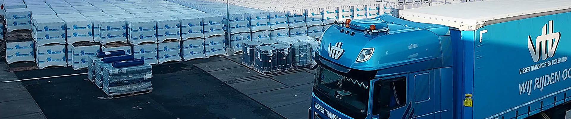 soprema vrachtwagen
