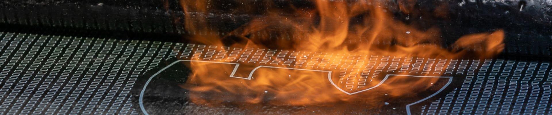 Brandpreventie op platte daken: wat zegt de wet?