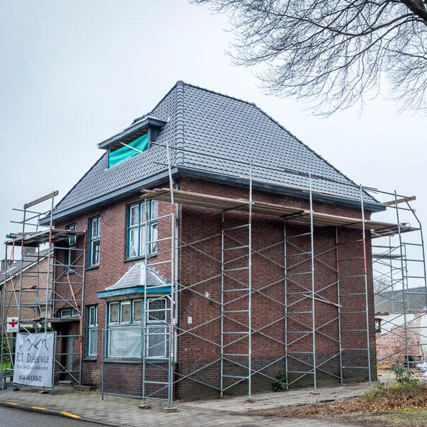 Vernieuwd dak monumentale woning Weert | Soprema